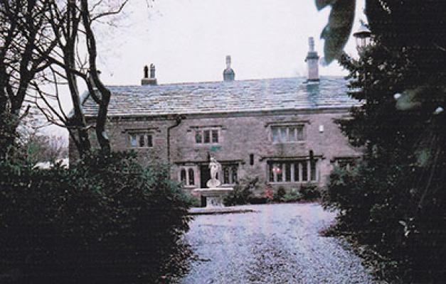 Baldingstone House in about 2000