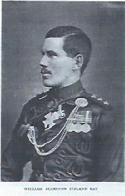 Brigadier William Kay