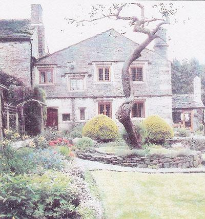 Lumb Old Hall in Ramsbottom