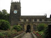 All Hallows, the parish church of Almondbury