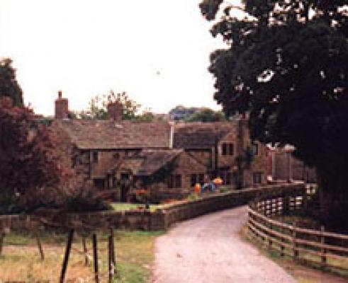 Gooseford, now known as Springside Farm